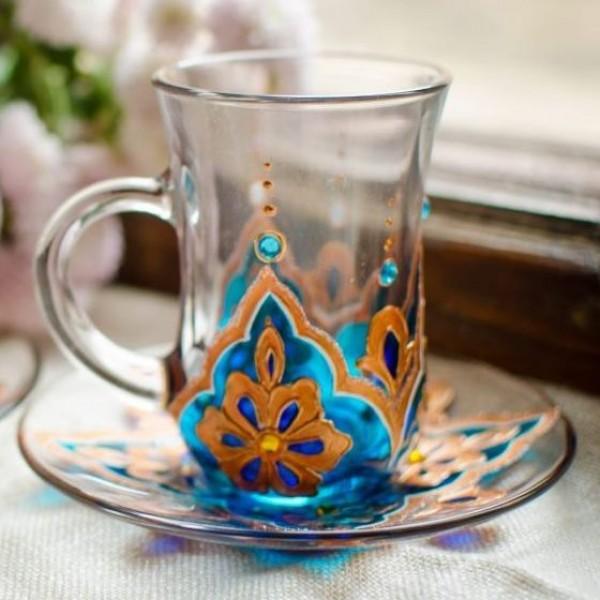 бардак стакан для чая купить