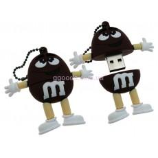 Флешка M&M's 4 Гб, 8 Гб, 16 Гб, 32 ГБ
