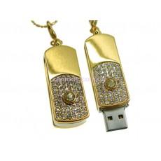 Флешка Золотое сияние 4 Гб, 8 Гб, 16 Гб, 32 ГБ