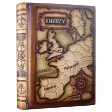 Ежедневник Карта