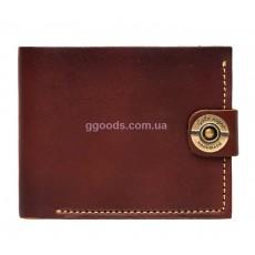 Кожаный кошелёк Classic