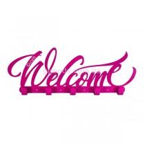 Вешалка настенная Welcome