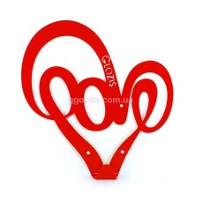 Вешалка настенная Love