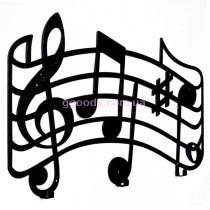 Вешалка настенная большая Мелодия