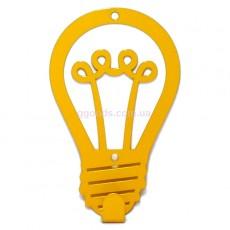 Вешалка настенная Лампа