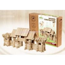 Конструктор деревянный Ворота в город