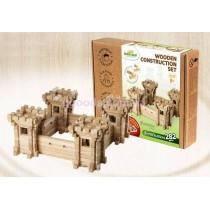Конструктор деревянный Городские муры