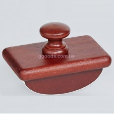 Пресс-папье деревянное среднее