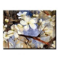 Картина Вишня в цвету