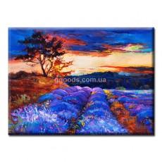 Картина Лавандовая долина