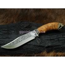 Нож охотничий Морж