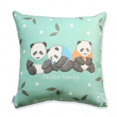 Подушка Панда банда