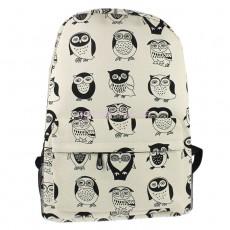 Рюкзак школьный городской Совы