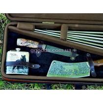 Набор шампуров Гризли в кейсе