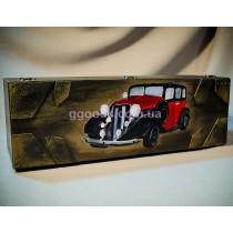 Короб для вина Ретро автомобиль