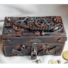Шкатулка-купюрница ручной работы Нюрнберг