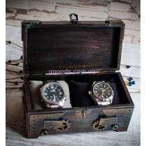 Шкатулка для часов и украшений