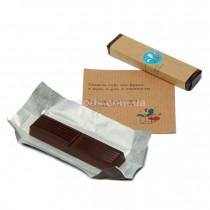 Шоколад с пожеланиями черный