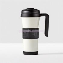 Термокружка Starbucks Grip with Handle White