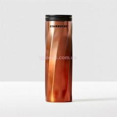 Термокружка Starbucks Swirl Orange