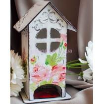 Чайный домик «Винтажные цветы»