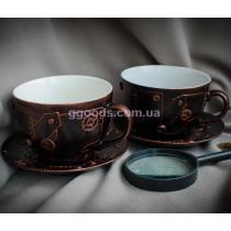 Чашки в стиле Лофт (2 шт.)