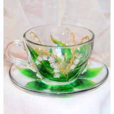 Чашка «Ландыши»