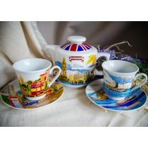 """Набор чайной посуды """"Лондон"""""""