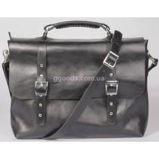 Кожаный портфель Джон