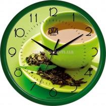 """Часы настенные """"Green tea"""""""