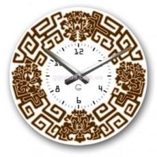 Современные настенные часы Орнамент