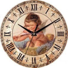 """Настенные часы """"Ангелочек"""""""