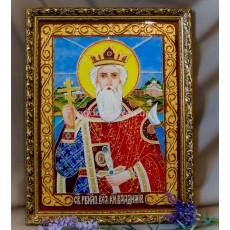 Именная икона Святого Князя Владимира
