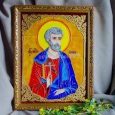Икона святого мученика Инны Новодунского
