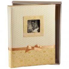 Свадебный фотоальбом Silvia (60 стр. бордо)