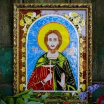 Икона святого мученика Максима