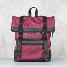 Рюкзак Roll Bordo