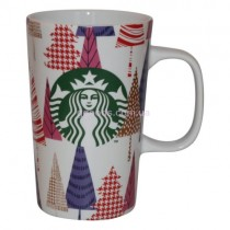 Чашка Starbucks Trees