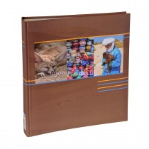 Фотоальбом Henzo Earth коричневый 80 страниц
