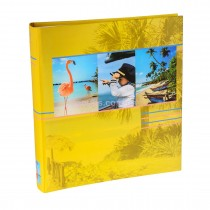 Фотоальбом Henzo Earth желтый 80 страниц