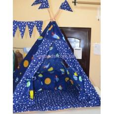Детский шатер-вигвам Планетарий