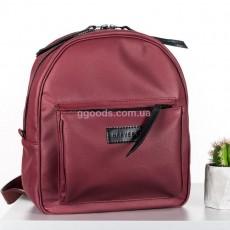 Женский рюкзак Mini Bordo