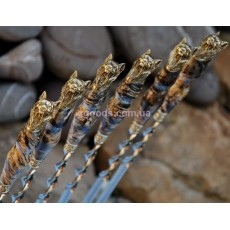 Набор шампуров Рысь