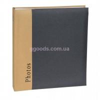 Фотоальбом Henzo Chapter черный 100 страниц