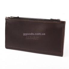 Кожаный кошелек Нуар
