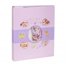 Фотоальбом детский Babylove Pink