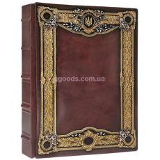 Ежедневник Георгиевский темно-коричневый