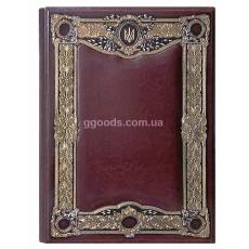 Папка на подпись Георгиевская (кожзам)