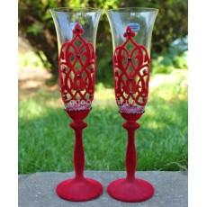 Свадебные бокалы Июнь