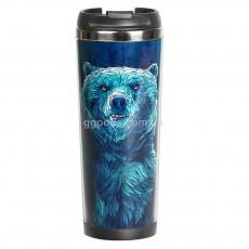 Термокружка Медведь